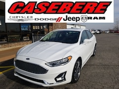 Used 2020 Ford Fusion Titanium Sedan for sale in Bryan, OH