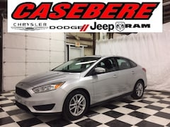 Used 2016 Ford Focus SE Sedan for sale in Bryan, OH