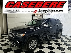 Used 2016 Jeep Grand Cherokee Limited SUV for sale in Bryan OH
