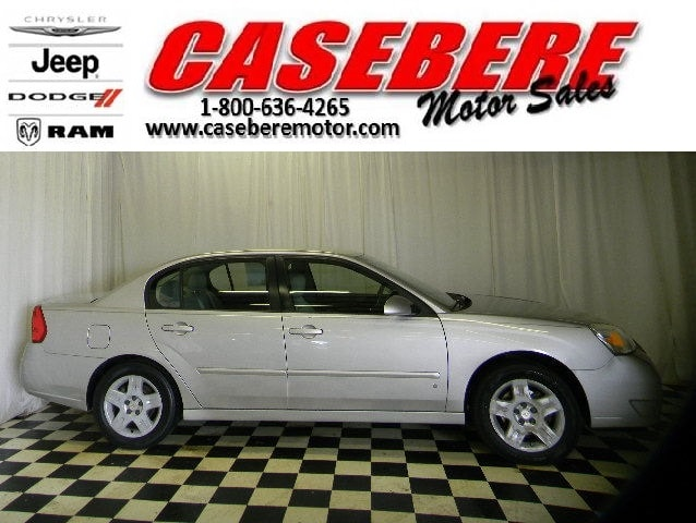 Used 2008 Chevrolet Malibu Classic LT Sedan For Sale In Bryan OH