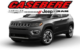 New 2021 Jeep Compass LIMITED 4X4 Sport Utility for sale near Toledo