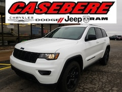 Certified 2020 Jeep Grand Cherokee Laredo SUV for sale in Bryan OH