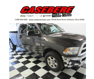 New 2018 Ram 2500 SLT CREW CAB 4X2 8' BOX Crew Cab 3C6UR4JJ5JG100749 for sale near Toledo