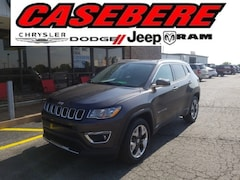 Used 2017 Jeep Compass Limited SUV 3C4NJDCB0HT597785 for sale in Bryan OH