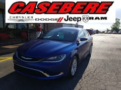 Used 2016 Chrysler 200 Limited Sedan for sale in Bryan, OH
