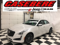 Used 2016 Cadillac CTS AWD 3.6 Luxury Sedan for sale in Bryan, OH
