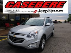 Used 2016 Chevrolet Equinox LT SUV for sale in Bryan, OH