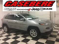 Used 2016 Jeep Cherokee Latitude SUV for sale in Bryan OH