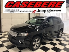 Used 2016 Jeep Compass Latitude SUV for sale in Bryan OH