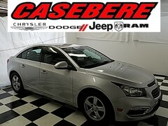 Used 2015 Chevrolet Cruze 1LT Sedan for sale in Bryan, OH