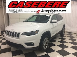 New 2020 Jeep Cherokee LATITUDE PLUS 4X4 Sport Utility for sale near Toledo