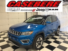 New 2020 Jeep Compass LIMITED 4X4 Sport Utility for sale in Bryan, OH