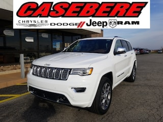 New 2021 Jeep Grand Cherokee OVERLAND 4X4 Sport Utility for sale near Toledo