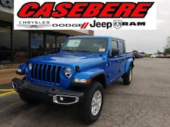 New 2021 Jeep Gladiator SPORT S 4X4 Crew Cab for sale in Bryan, OH