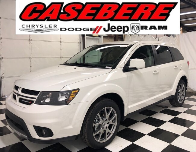 new  2019 Dodge Journey GT AWD Sport Utility in Bryan OH