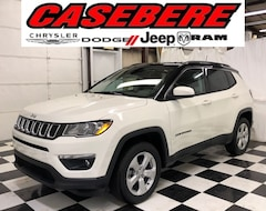 New 2019 Jeep Compass LATITUDE 4X4 Sport Utility for sale in Bryan, OH