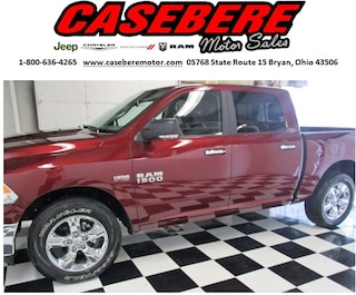 New 2018 Ram 1500 BIG HORN CREW CAB 4X4 5'7 BOX Crew Cab 1C6RR7LT6JS316186 for sale near Toledo