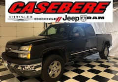 2005 Chevrolet Silverado 1500 Z71 Extended Cab Truck For sale in Bryan OH, near Fort Wayne IN