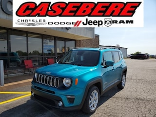 New 2020 Jeep Renegade LATITUDE FWD Sport Utility for sale near Toledo