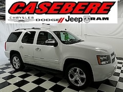 Used 2012 Chevrolet Tahoe LTZ SUV for sale in Bryan, OH