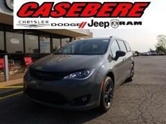New 2020 Chrysler Pacifica AWD LAUNCH EDITION Passenger Van for sale near Toledo