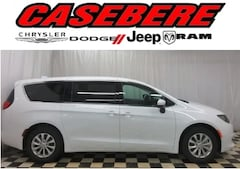 Used 2017 Chrysler Pacifica Touring Passenger Van 2C4RC1DG4HR500921 for sale in Bryan OH
