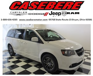 New 2019 Dodge Grand Caravan SXT Passenger Van 2C4RDGCG6KR502260 for sale near Toledo