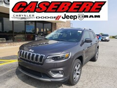 2020 Jeep Cherokee LIMITED 4X4 Sport Utility For sale in Bryan OH, near Fort Wayne IN
