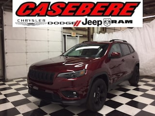 New 2020 Jeep Cherokee ALTITUDE 4X4 Sport Utility for sale near Toledo