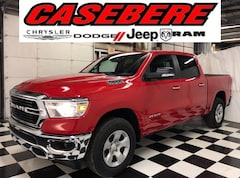 New 2019 Ram 1500 BIG HORN / LONE STAR CREW CAB 4X4 5'7 BOX Crew Cab for sale near Toledo