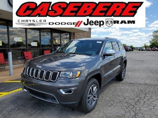 New 2020 Jeep Grand Cherokee LIMITED 4X4 Sport Utility for sale near Toledo
