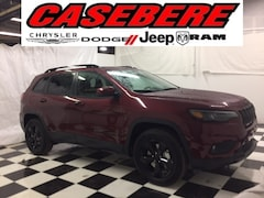 New 2020 Jeep Cherokee ALTITUDE 4X4 Sport Utility for sale in Bryan, OH
