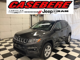New 2020 Jeep Compass LATITUDE 4X4 Sport Utility for sale near Toledo