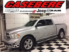 Used 2015 Ram 1500 SLT Crew Cab Truck for sale in Bryan, OH