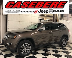 Used 2018 Jeep Grand Cherokee Limited SUV for sale in Bryan OH
