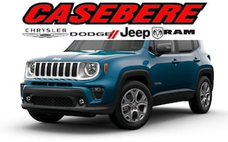 New 2021 Jeep Renegade LIMITED 4X4 Sport Utility for sale near Toledo