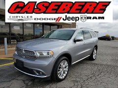 Used 2015 Dodge Durango Citadel SUV for sale in Bryan, OH
