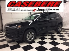 New 2020 Jeep Cherokee LATITUDE PLUS 4X4 Sport Utility for sale in Bryan, OH