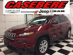 Used 2017 Jeep Cherokee Latitude SUV for sale in Bryan OH