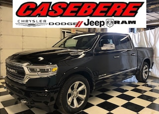 New 2019 Ram 1500 LIMITED CREW CAB 4X4 5'7 BOX Crew Cab for sale near Toledo