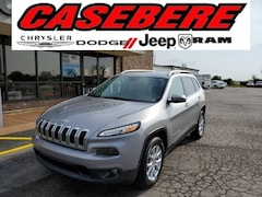 Used 2017 Jeep Cherokee Latitude SUV 1C4PJMCB4HW571516 for sale in Bryan OH