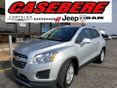 Used 2016 Chevrolet Trax LT SUV for sale in Bryan, OH