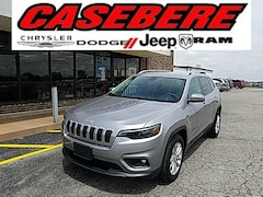 Used 2019 Jeep Cherokee Latitude SUV for sale in Bryan OH