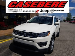 New 2020 Jeep Compass LATITUDE 4X4 Sport Utility for sale in Bryan, OH
