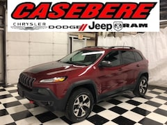 Used 2016 Jeep Cherokee Trailhawk SUV for sale in Bryan OH