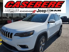Used 2019 Jeep Cherokee Limited SUV for sale in Bryan OH