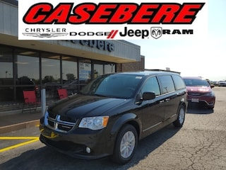 New 2020 Dodge Grand Caravan SE PLUS (NOT AVAILABLE IN ALL 50 STATES) Passenger Van for sale near Toledo