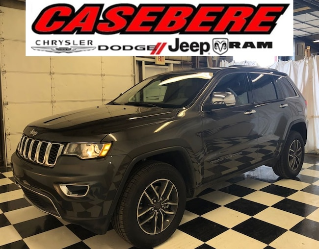 new  2019 Jeep Grand Cherokee LIMITED 4X4 Sport Utility in Bryan OH