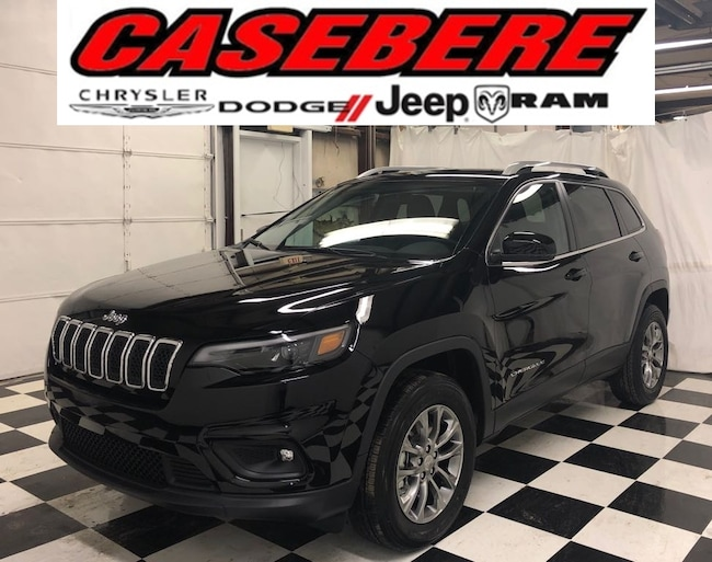 new  2019 Jeep Cherokee LATITUDE PLUS 4X4 Sport Utility in Bryan OH