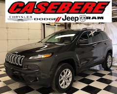 Used 2015 Jeep Cherokee Latitude SUV for sale in Bryan OH